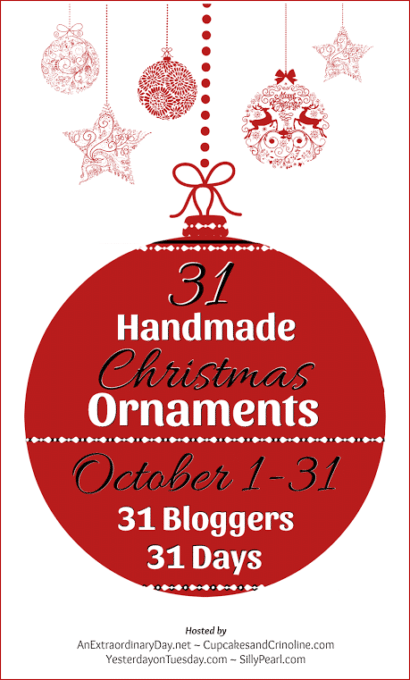 Get 31 ideas for Christmas ornaments.