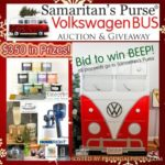 Beep II Auction to Benefit Samaritan's Purse and a Giveaway!
