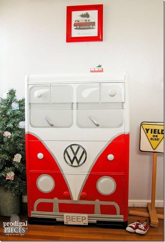 Beep Volkswagon Dresser