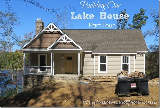 Building Our SML House - Part Four - The house is almost complete. Come take a tour.