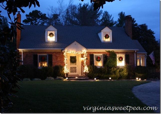 Christmas 2015 Outdoor Lighting