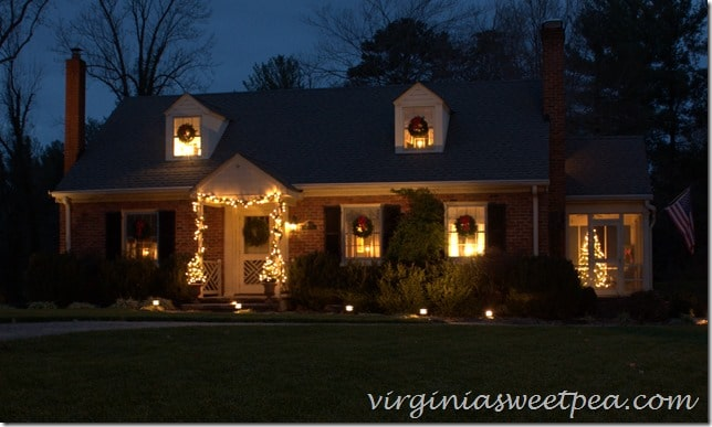 Christmas Outdoor Lighting 2015