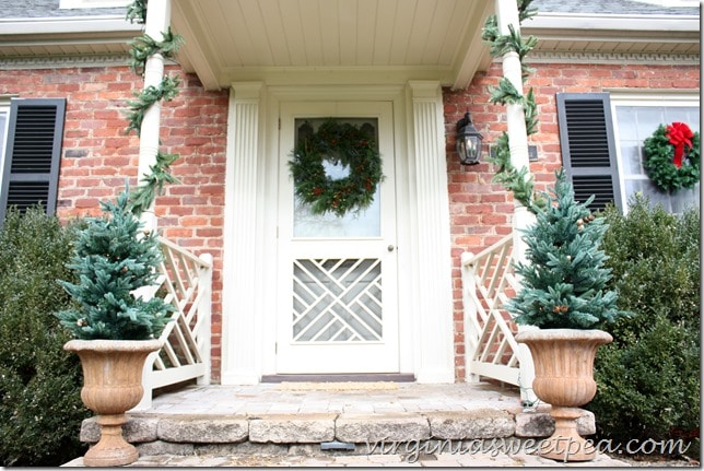Front Entry for Christmas 2015