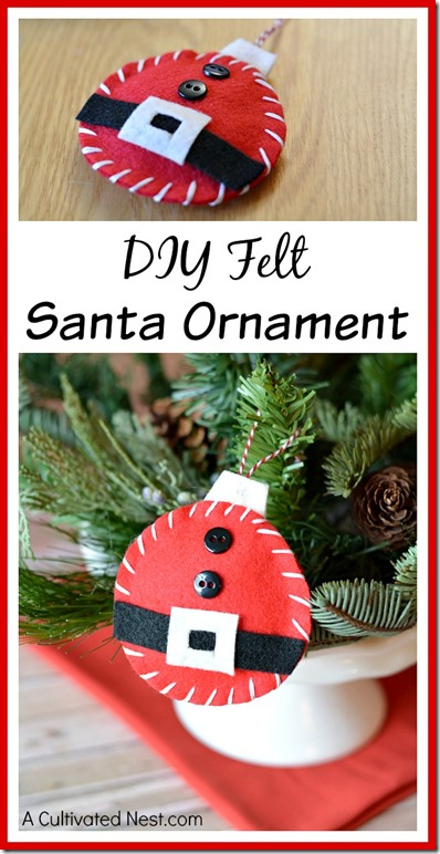 diy-felt-santa-ornament