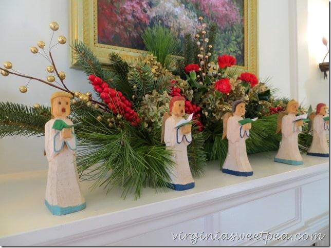 2015 Christmas Home Tour in Waynesboro, Virginia-Doherty Home