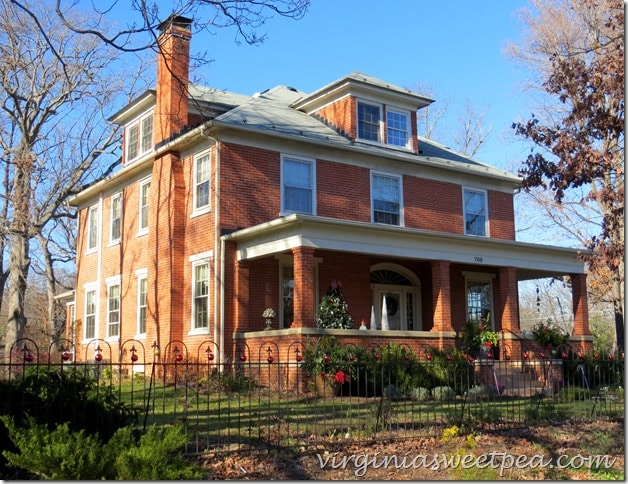 2015 Christmas Home Tour in Waynesboro, Virginia-Doherty Home