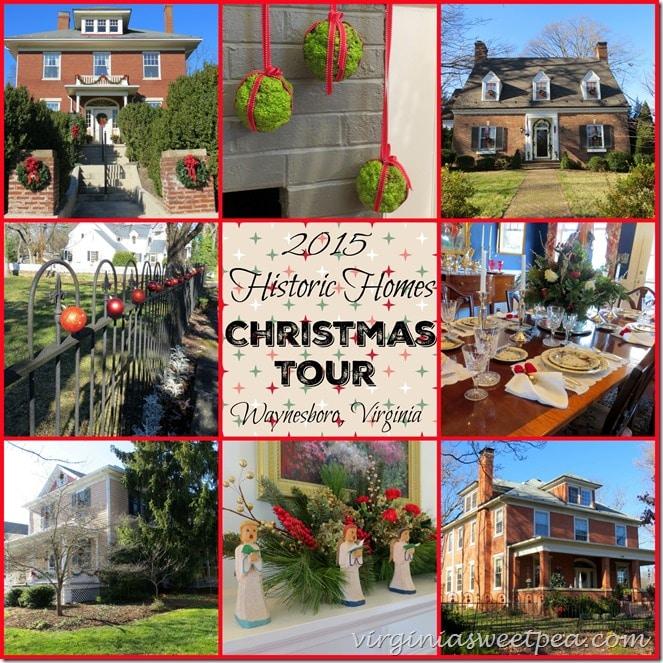 Christmas Tree Inn Tn: Historic Christmas Home Tour In Waynesboro, VA