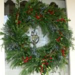 Christmas Ideas Tour – My Front Door Wreath