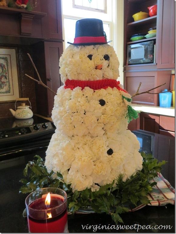 Christmas 2015 Waynesboro Virginia Home Tour-Gunther House