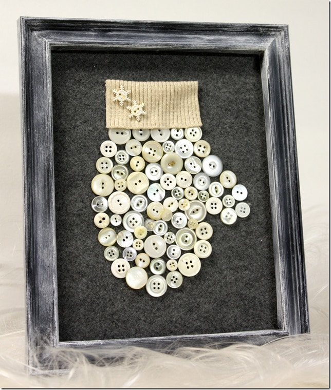 button-craft-for-winter