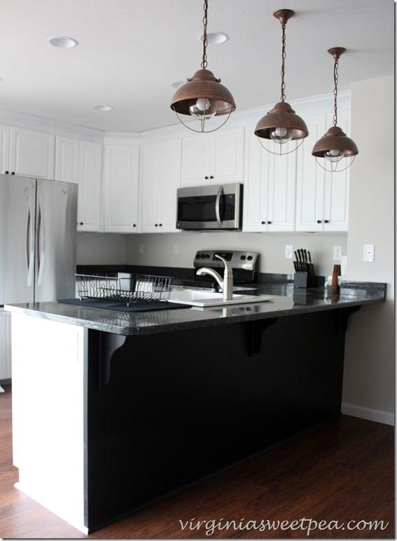 Kitchen at SML