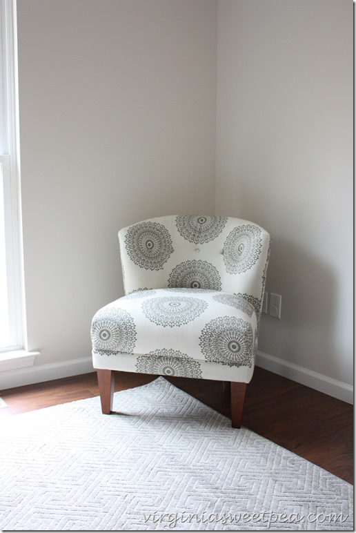 Lazy Boy Chair in Mama's Room at SML