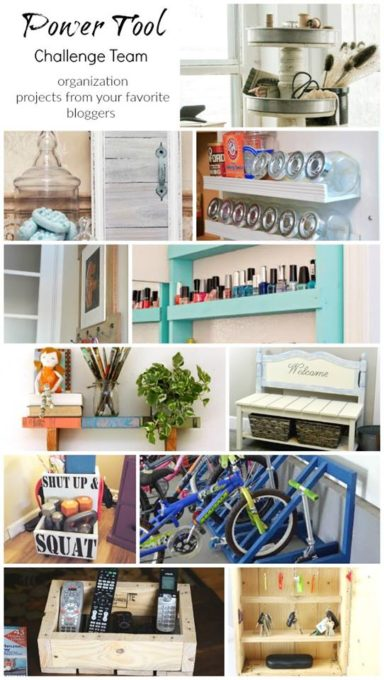 Organizing Projects That You Can DIY