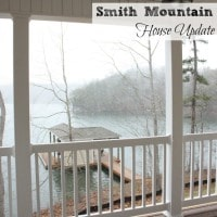 Smith Mountain Lake House Update
