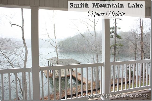 Smith Mountain Lake House Update