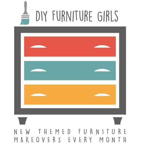 Themed Furniture Makeover