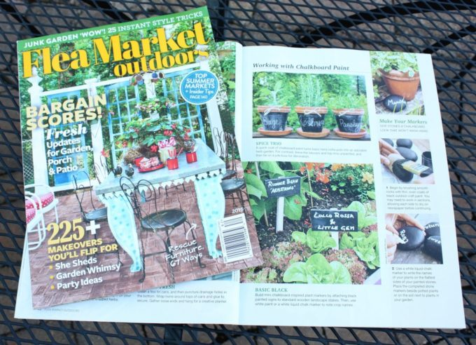 Flea Market Outdoors Magazine Feature