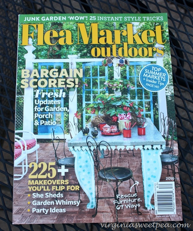 Flea Market Outdoors Magazine