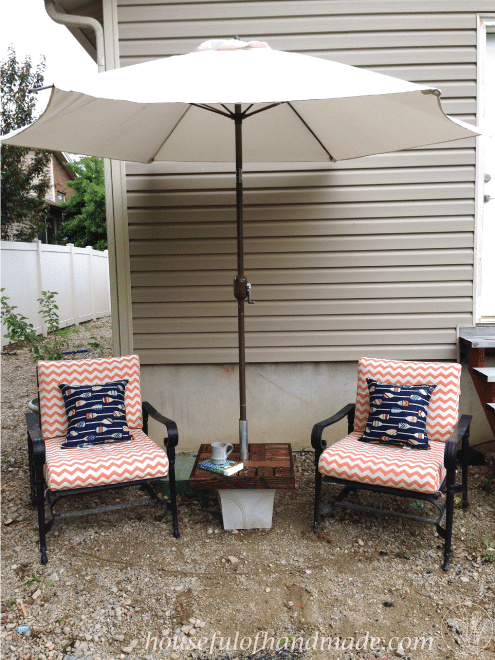 Make Your Own Umbrella Stand