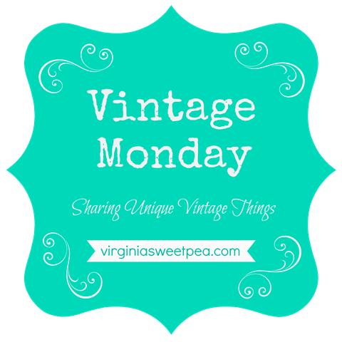 Sharing Vintage Family Items