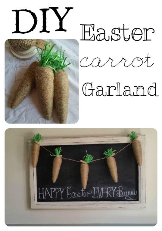 carrot-garland