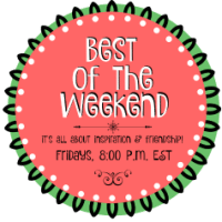 Best of the Weekend Feature