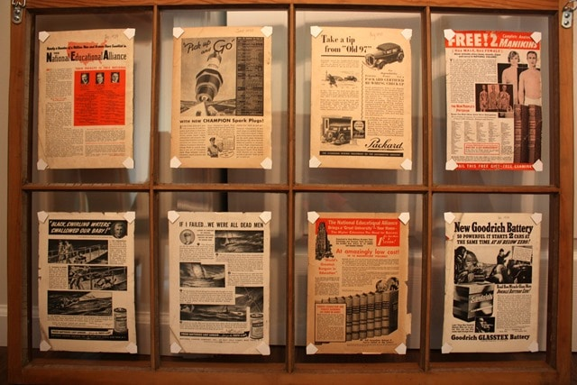 Popular Science and Mechanics Ads from the 1938 - 1941