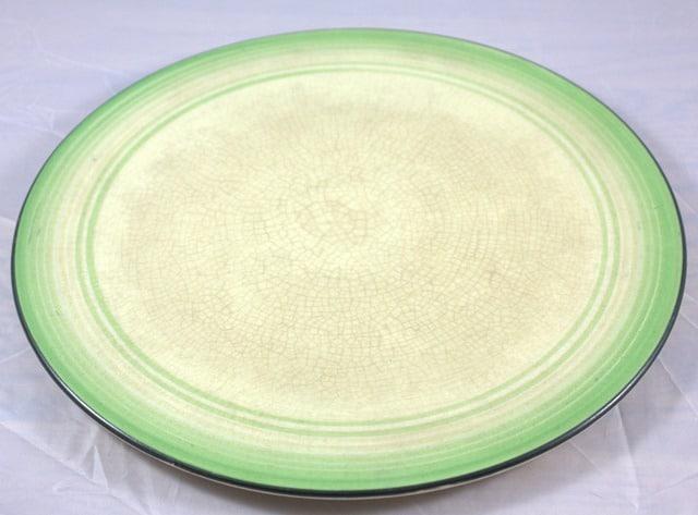 1938 Cake Plate