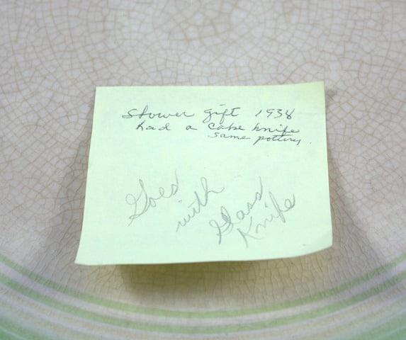 Granny's Note