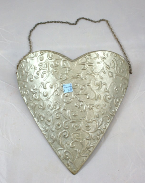 Goodwill Heart Wall Pocket