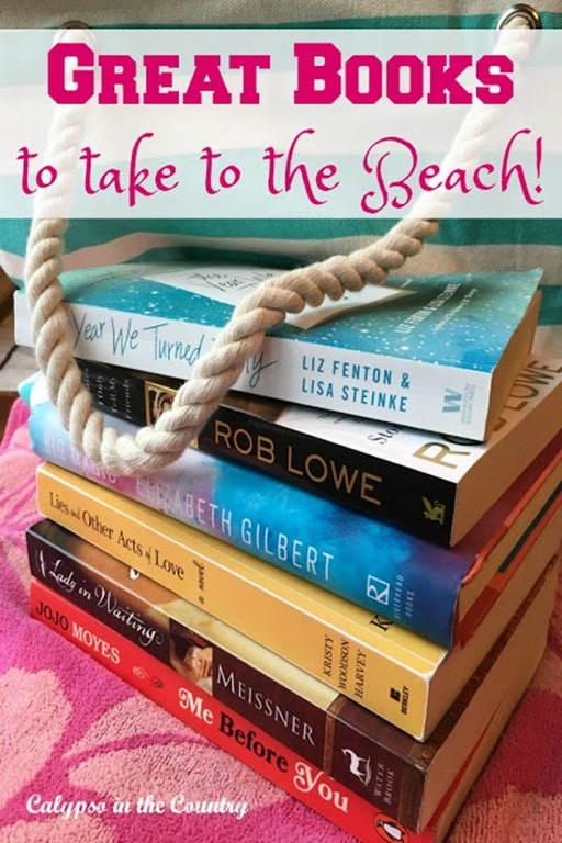 Great Books to Take to the Beach