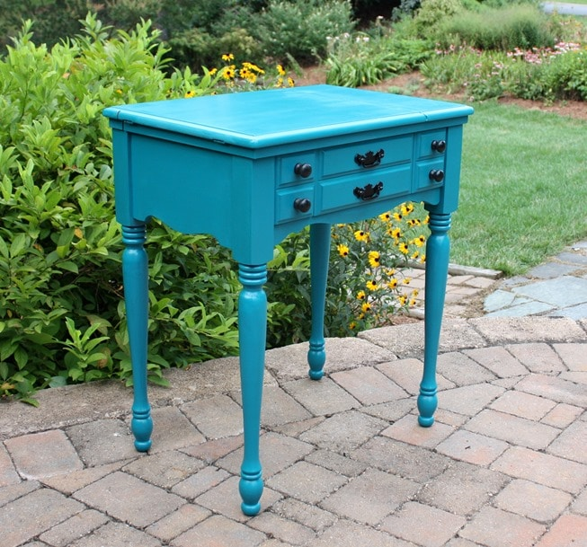 sewing-cabinet-madeover-into-an-outdoor-bar
