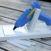 How to Make a DIY Glue Gun Holder