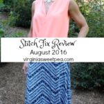 August 2016 Stitch Fix Review (Fix #38)