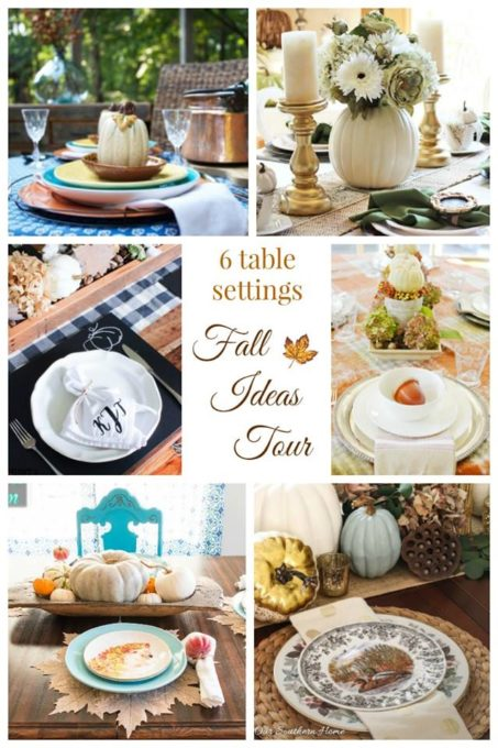 Fall Ideas Tour-6 Tablescapes