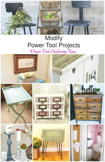 Nine Power Tool Project Ideas