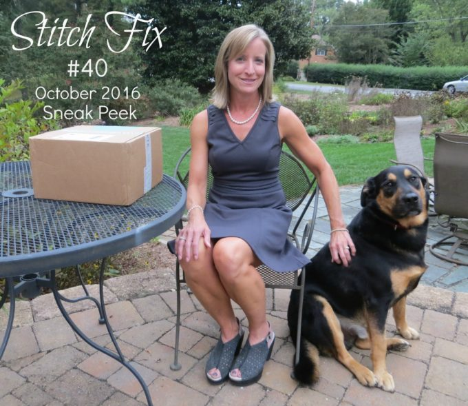 October 2016 Stitch Fix Sneak Peek Fix #40!