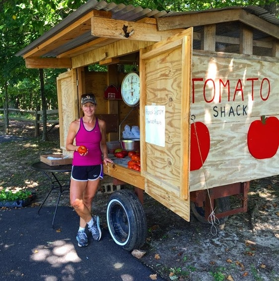 Tomato Shack at Smith Mountain State Park