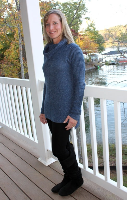 November 2016 Stitch Fix Review - Lysse Joylyn Ponte Legging - virginiasweetpea.com