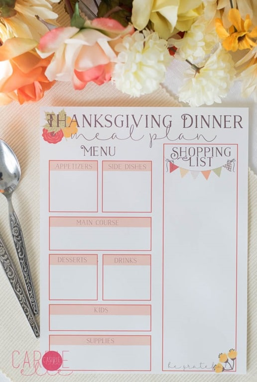 Printable-Thanksgiving-Meal-Planner