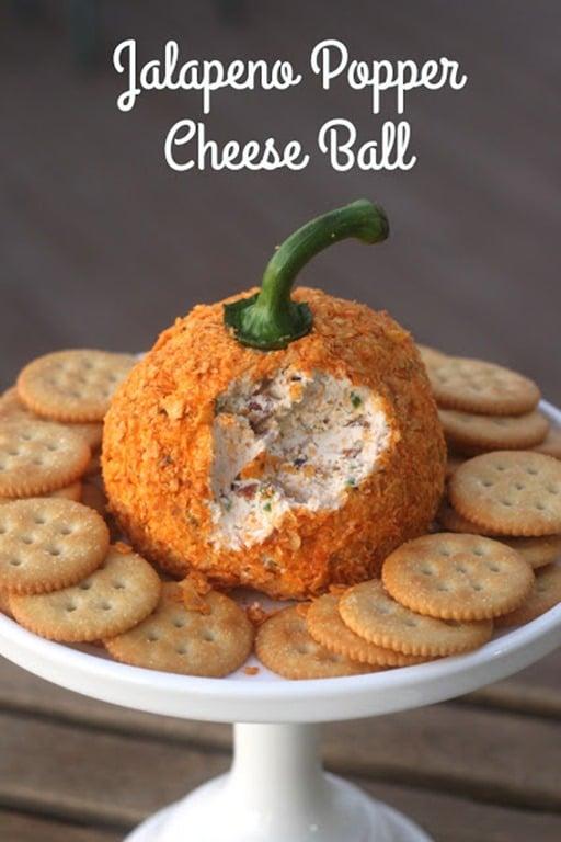 pumpkin cheeseball 3