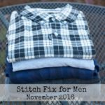 Stitch Fix for Men–Fix #2