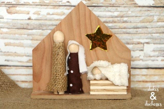 wooden-nativity