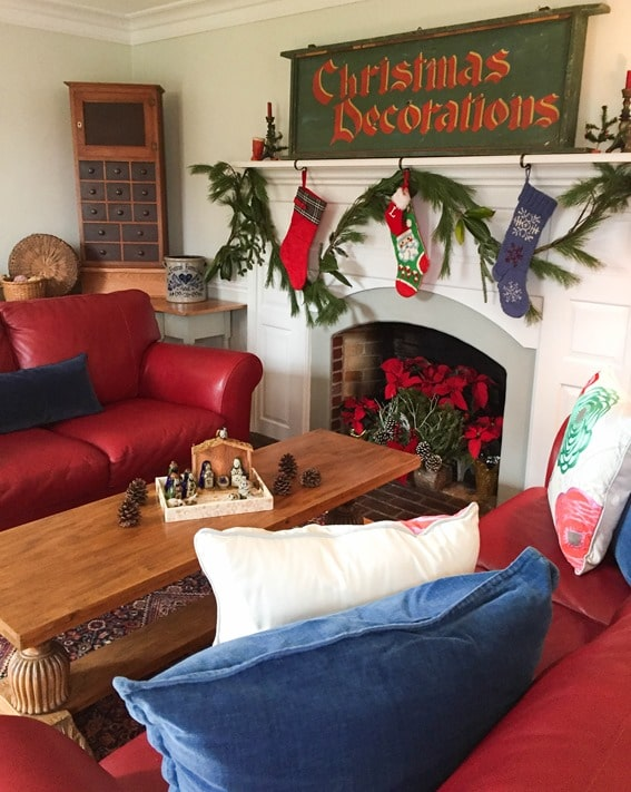 Christmas Home Tour in Waynesboro, VA
