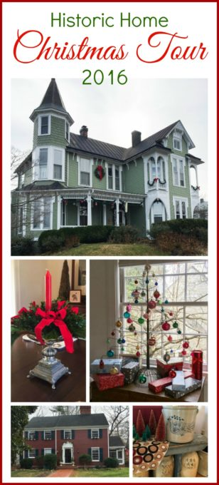 Historic Home Christmas Tour in Waynesboro, VA
