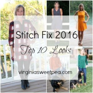 Stitch Fix 2016 - Top 10 Looks -virginiasweetpea.com