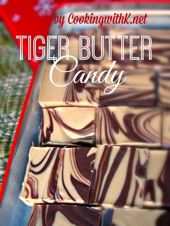 Tiger Butter CU 1