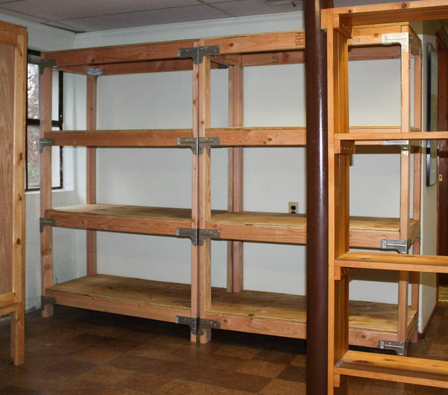 Diy 2x4 shelving unit sweet pea - House design new model shelves ...