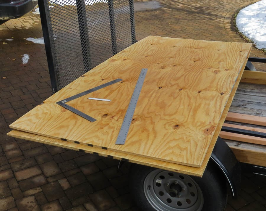 DIY 2x4 Shelving Unit Tutorial