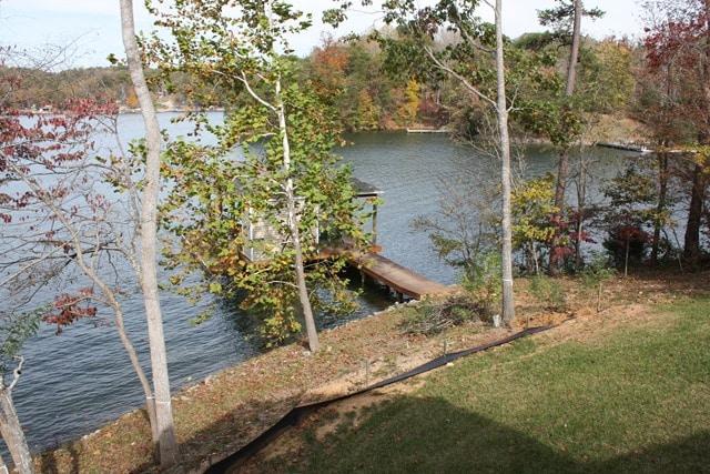 Smith Mountain Lake House Update - January 2017 - virginiasweetpea.com